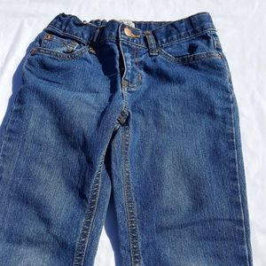 Place est. 89 Girl's 10 Jeans Bootcut Stretch Band